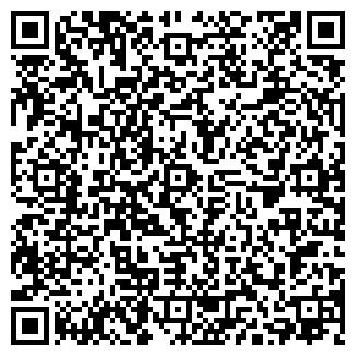 QR-код с контактной информацией организации NEW MARKET