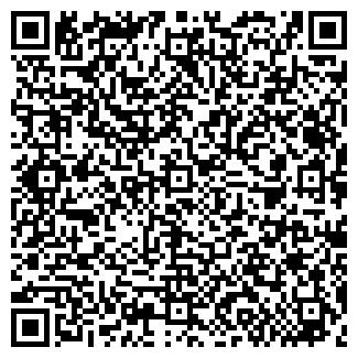 QR-код с контактной информацией организации ВЕБГРАНУЛА