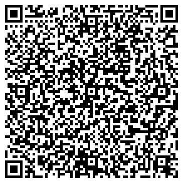 QR-код с контактной информацией организации ПАРУС КОМПЬЮТЕРНЫЙ КЛУБ