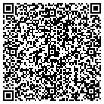 QR-код с контактной информацией организации РОЯЛЬ КОМПЬЮТЕРНЫЙ КЛУБ