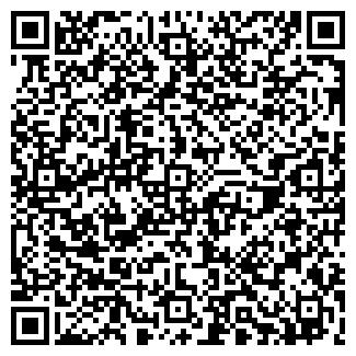 QR-код с контактной информацией организации LUCKY STAR