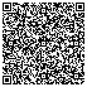 QR-код с контактной информацией организации ШКОЛА ВОДОЛАЗОВ