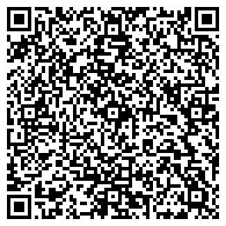 QR-код с контактной информацией организации НОУ БРИТАНИЯ