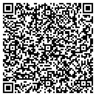 QR-код с контактной информацией организации ИНТЕРЛИНГВА