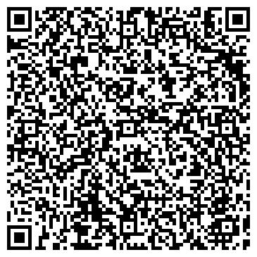 QR-код с контактной информацией организации ШКОЛА ПО ПОДГОТОВКЕ ПОМОЩНИКОВ МАШИНИСТОВ И ПРОВОДНИКОВ