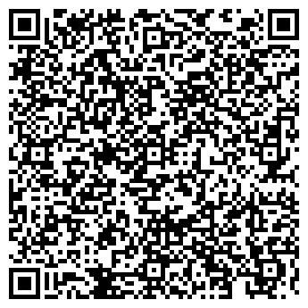 QR-код с контактной информацией организации ХЛЕБ МАГАЗИН № 283