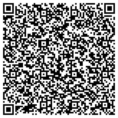 QR-код с контактной информацией организации Продукты питания глубокой заморозки