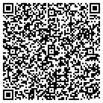 QR-код с контактной информацией организации РОЗОВАЯ ЖЕМЧУЖИНА МАГАЗИН
