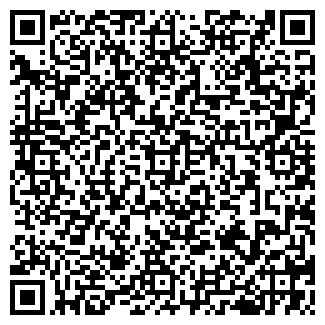 QR-код с контактной информацией организации КРУГ ЧТЕНИЯ