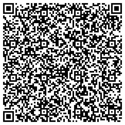QR-код с контактной информацией организации Центр коррекции слуха и речи «Мелфон – Воронеж»