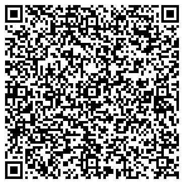 QR-код с контактной информацией организации ПРОИЗВОДСТВО ОКОН ДВЕРЕЙ, МЕБЕЛИ ИЗ ДЕРЕВА
