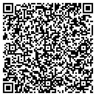 QR-код с контактной информацией организации ЛУЧ МВП