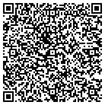 QR-код с контактной информацией организации НАТЯЖНЫЕ ПОТОЛКИ