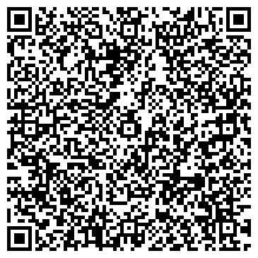 QR-код с контактной информацией организации ПРОИЗВОДСТВО И РЕАЛИЗАЦИЯ СТРОИТЕЛЬНЫХ МАТЕРИАЛОВ