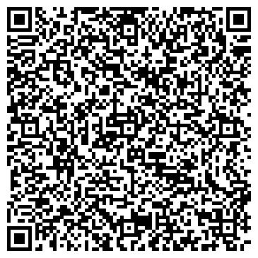 QR-код с контактной информацией организации ПЛАСТИКОВЫЕ ОКНА В ВОРОНЕЖЕ