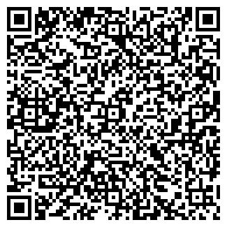 QR-код с контактной информацией организации ООО «АврораАвто»