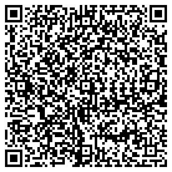 QR-код с контактной информацией организации УРАЛВНЕШТОРГБАНК