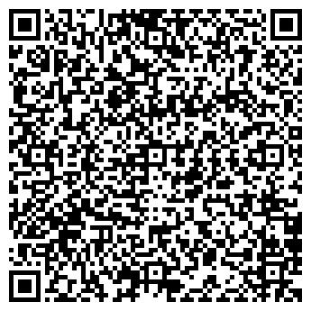 QR-код с контактной информацией организации СИРИУС ЧОП, ООО