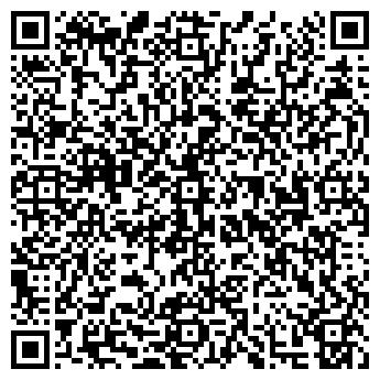 QR-код с контактной информацией организации ПЛЮС МАГАЗИН ПУТЕШЕСТВИЙ