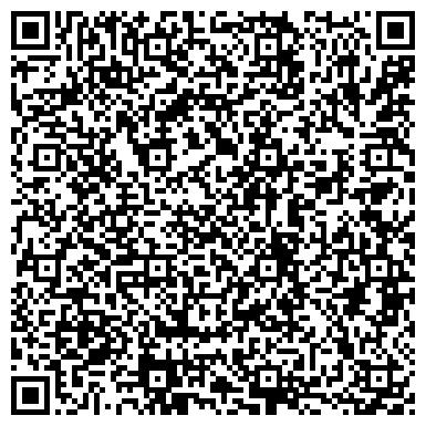 QR-код с контактной информацией организации ПЕНСИОННЫЙ ФОНД РФ, ОТДЕЛЕНИЕ ПО КАЛИНИНСКОМУ СЕЛЬСКОМУ РАЙОНУ