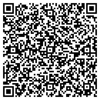 QR-код с контактной информацией организации КОНТУР ТЭП