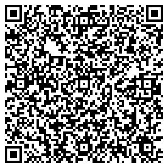 QR-код с контактной информацией организации КРИСТИНА МЕБЕЛЬНАЯ ФАБРИКА, ЗАО