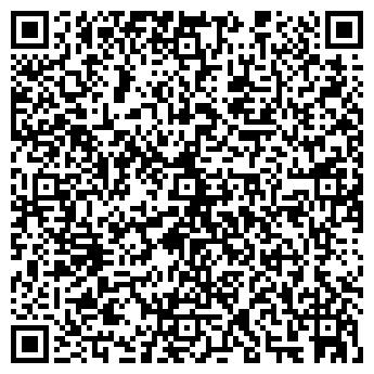 QR-код с контактной информацией организации МЕБЕЛЬ МАГАЗИН ТОО ВИХРЬ