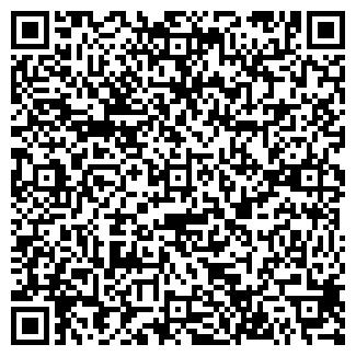 QR-код с контактной информацией организации ОКНА РУСЬ
