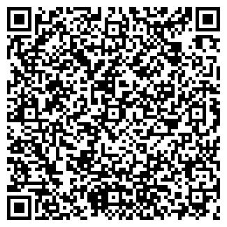 QR-код с контактной информацией организации АЛМА, АНО