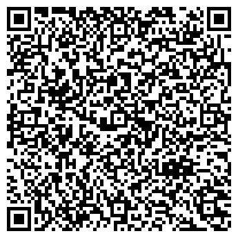 QR-код с контактной информацией организации ОСТРОВ ЦЕНТР ОТДЫХА