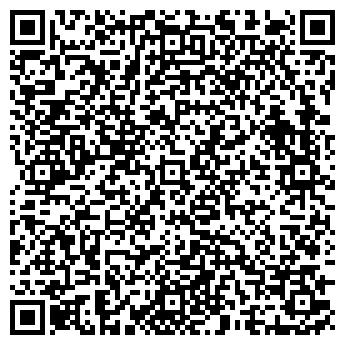 QR-код с контактной информацией организации ТКАЧЕСТВО ПЛЮС
