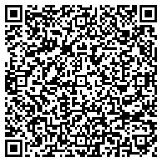 QR-код с контактной информацией организации ВСЕ ДВЕРИ