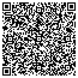 QR-код с контактной информацией организации ДВАГИС-2002