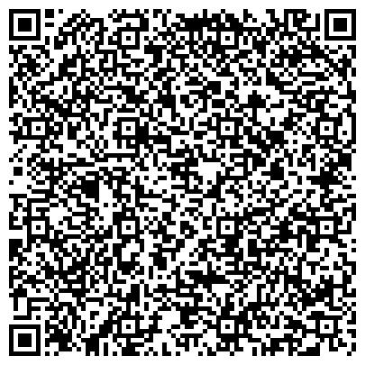 QR-код с контактной информацией организации Александровская районная детская школа искусств им. В. В. Зубова