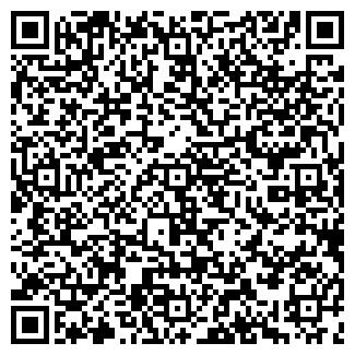 QR-код с контактной информацией организации ГАЗСТРОЙ, ЗАО
