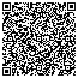 QR-код с контактной информацией организации РУСЬ, ЗАО
