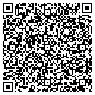 QR-код с контактной информацией организации ИРБИС-95