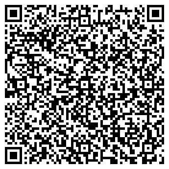 QR-код с контактной информацией организации МАГАЗИН № 52 ОРС ЮВЖД
