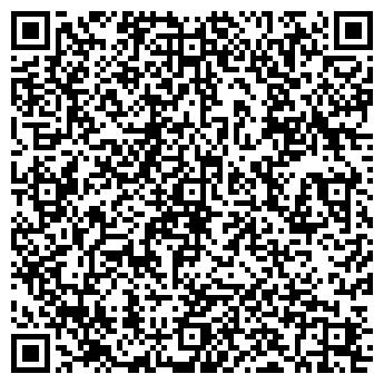 QR-код с контактной информацией организации ЛИСТОПАД ДИЗАЙН-АТЕЛЬЕ