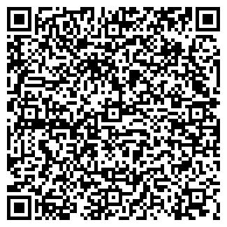 QR-код с контактной информацией организации ЮНАВ