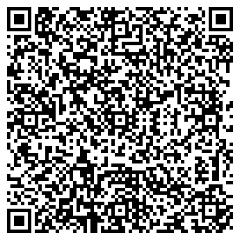 QR-код с контактной информацией организации САМОЦВЕТЫ ПЛЮС