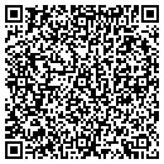 QR-код с контактной информацией организации ПЛЮС ФАРМ