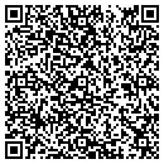 QR-код с контактной информацией организации ОАО ИНПРОМ