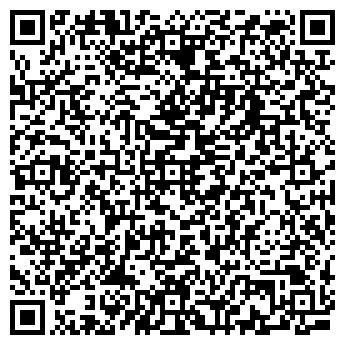 QR-код с контактной информацией организации ПОДШИПНИКСНАБСБЫТ, ЗАО