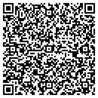 QR-код с контактной информацией организации НАЯДА, ЗАО