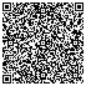 QR-код с контактной информацией организации МЕТРО КЛУБ