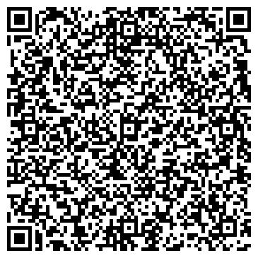QR-код с контактной информацией организации МЕБЕЛЬНЫЙ МАГАЗИН ФАБРИКИ КРИСТИНА