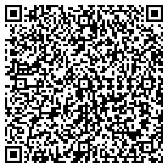 QR-код с контактной информацией организации 1000 МЕЛОЧЕЙ, ООО