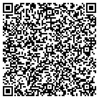 QR-код с контактной информацией организации МИЛЛЕНИУМ-ТУР