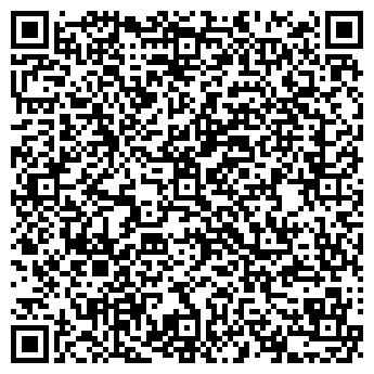 QR-код с контактной информацией организации ТЕПЛЫЙ ВЕТЕР